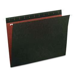 25 Letter Size Hanging File Folders, 92003