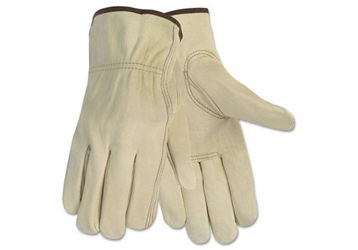 Leather Driving Gloves - 5 pairs, 87004