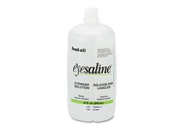 Eyewash Saline Solution Refill, 87006