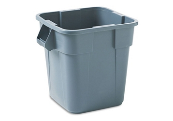 28 Gallon Square Waste Receptacle, 87036