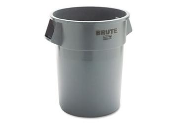 55 Gallon Round Trash Bin, 85989