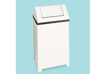 40 Gallon Waste Receptacle with Swing Top, 87060