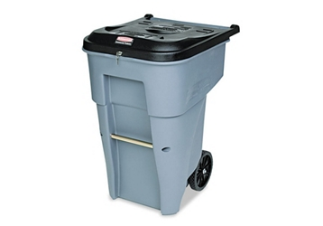 65 Gallon Secure Document Waste Receptacle, 87049