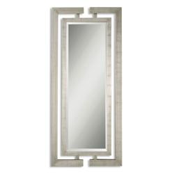 "76""H x 34""W Oversized Rectangular Dual Frame Mirror, 90036"