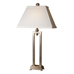 Conrad Silver Plate Table Lamp, 91211