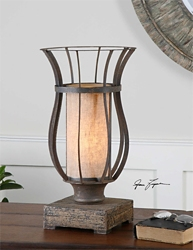 Rustic Table Lamp, 92531
