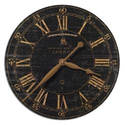 """18"""" Bond Street Wall Clock, 87600"""