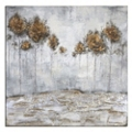 Iced Trees Wall Art, 87745