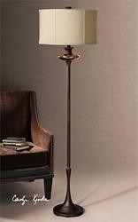 """Classic Floor Lamp - 67""""H, 92514"""