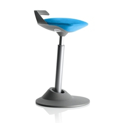 Muvman Tilted Sit Stand Stool, 50890