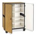 "Mobile Storage Cabinet - 66""H, 36263"