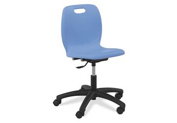 Polypropylene Large Seat Task Chair, 51686