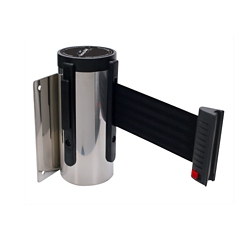 Wall Mounted Barrier with 10ft Belt, 87996