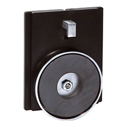 Magnet Mount Wall Plate for 15ft and 30ft Wall Mount Barrier Models, 92033
