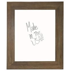 "36""W x 42""H Decorative Wood Framed Whiteboard , 80585"