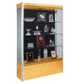 "48""W x 72""H Display Case, 31861"