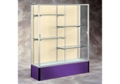 "60"" Wide Spirit Display Case with Fabric Back, 36290"