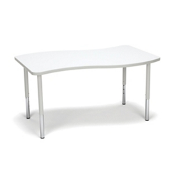 "Standard Height Wave Table - 54""W, 46915"