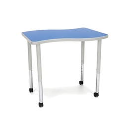 "Standard Height Mobile Wave Table - 34.75""W, 46910"