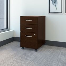 Assembled 3 Drawer Mobile Pedestal, 30798
