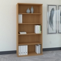 "36""W Five Shelf Bookcase , 32876"