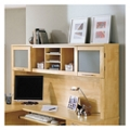 "71""W Hutch for L Desk, 13258"
