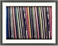 "Record Collection - 36""W x 28""H, 220115"