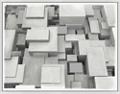 "Cubes - 36""W x 28""H, 220125"
