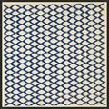 "Blue Pattern 2 - 28""W x 28""H, 220128"