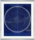 "Celestial Map - 30""W x 34""H, 220156"