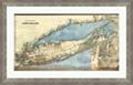 "New York Long Island - 36""W x 23""H, 220157"