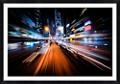 """City Blur - 60""""W x 42""""H, 220174"""