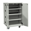 Mobile 24 Unit Laminate Charging Cart , 60003