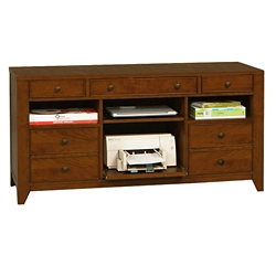 "Storage Credenza with Shaker Feet - 60""W, 10199"