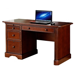 "Single Pedestal Writing Desk - 47""W, 14196"