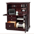 """Drop Front Computer Armoire - 41""""W, 10718"""