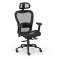 Performa Big and Tall Mesh Chair with Headrest - Mesh, 57519