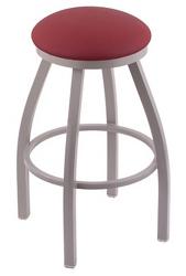 "Fabric Stool - 25""H Swivel Seat, 57185"