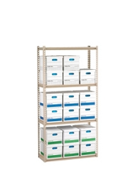 "Heavy-Duty Shelving Unit - 69""W x 30""D x 84""H, 31403"
