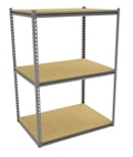 "Three Shelf Storage Rack - 42""W x 30""D, 36649"