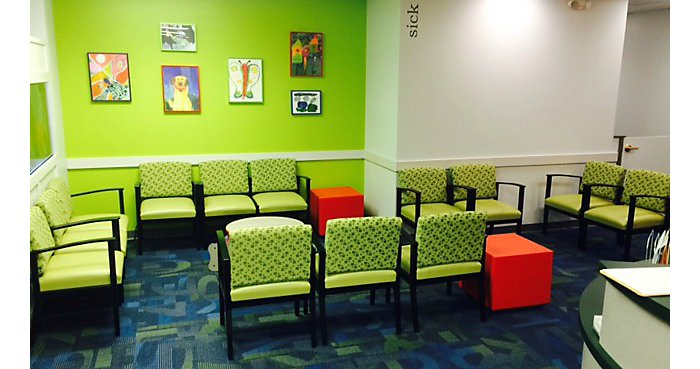 Office Tour: Advocare Society Hill Pediatrics | NBF Blog