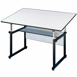 "48"" x 36"" Adjustable Height Drafting Table, 70200"