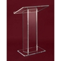 Large Top Acrylic Lectern, 43317