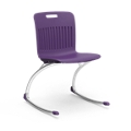 Plastic Shell Rocking Student Chair, 220026