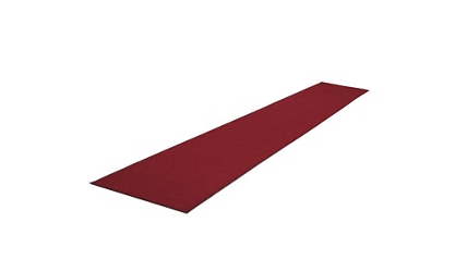 Lustre Twist Runner Mat 3x45, 54434