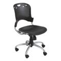 Modern Plastic Task Chair, 57032