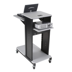 Small Mobile Presentation Cart, 43116