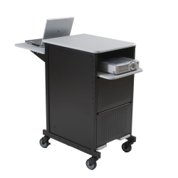 Large Mobile Presentation Cart, 43117