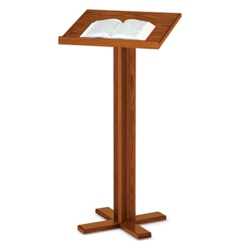 Cross Base Lectern, 43291