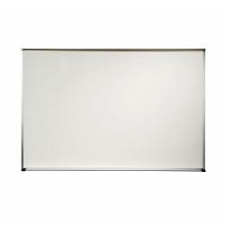 6' x 4' Aluminum Frame Porcelain Whiteboard, 80250